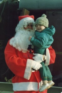 Dave n Santa